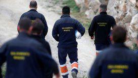 Los minero bajarán con un equipo de casi 15 kilos para abrir el túnel hasta Julen. Foto: RTV.es