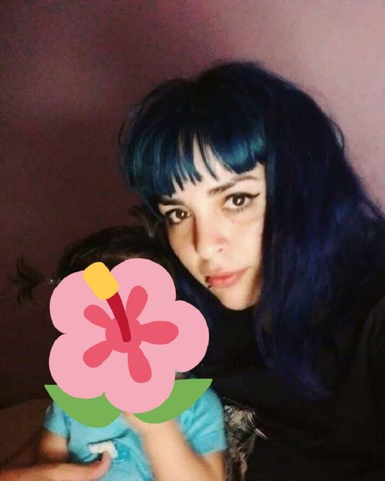 Verónica es madre de una nena