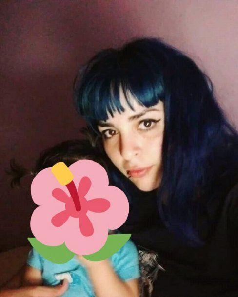 Verónica es madre de una nena<u><br></u>