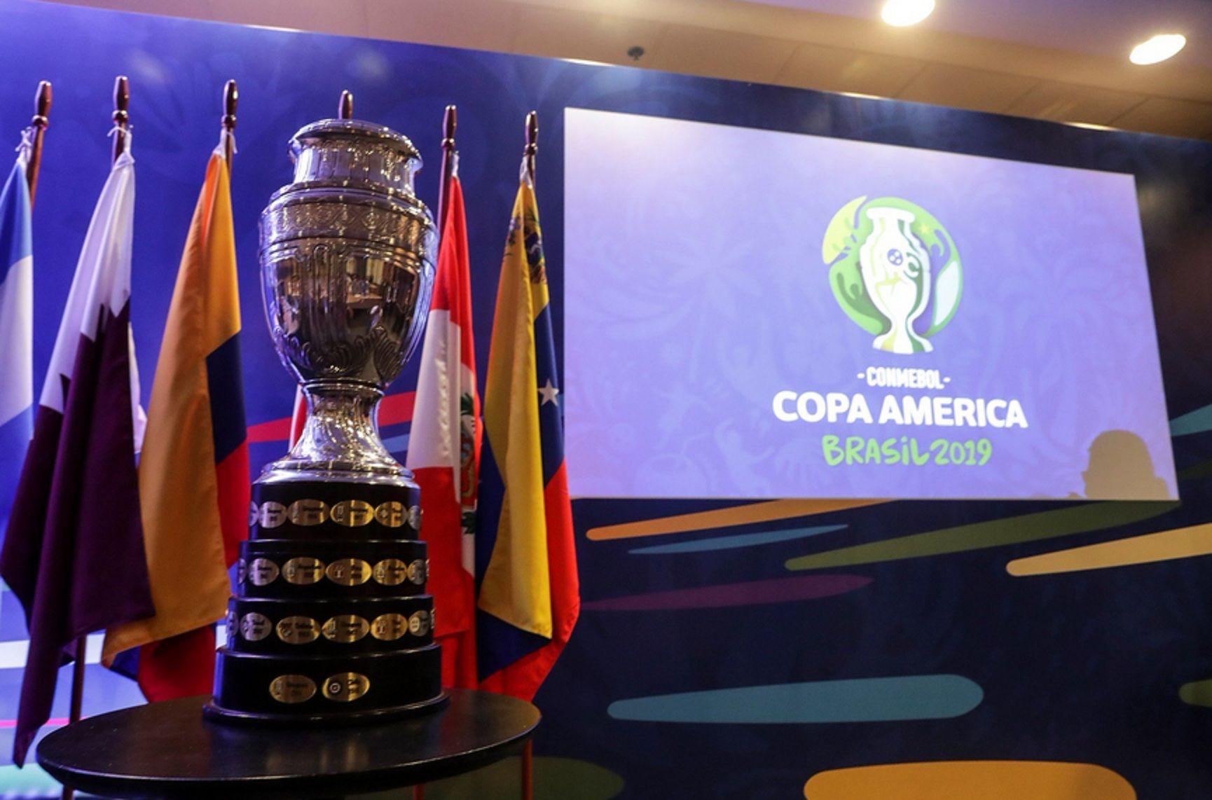 Sorteo de la Copa América: Argentina debutará en Brasil 2019 frente a Colombia