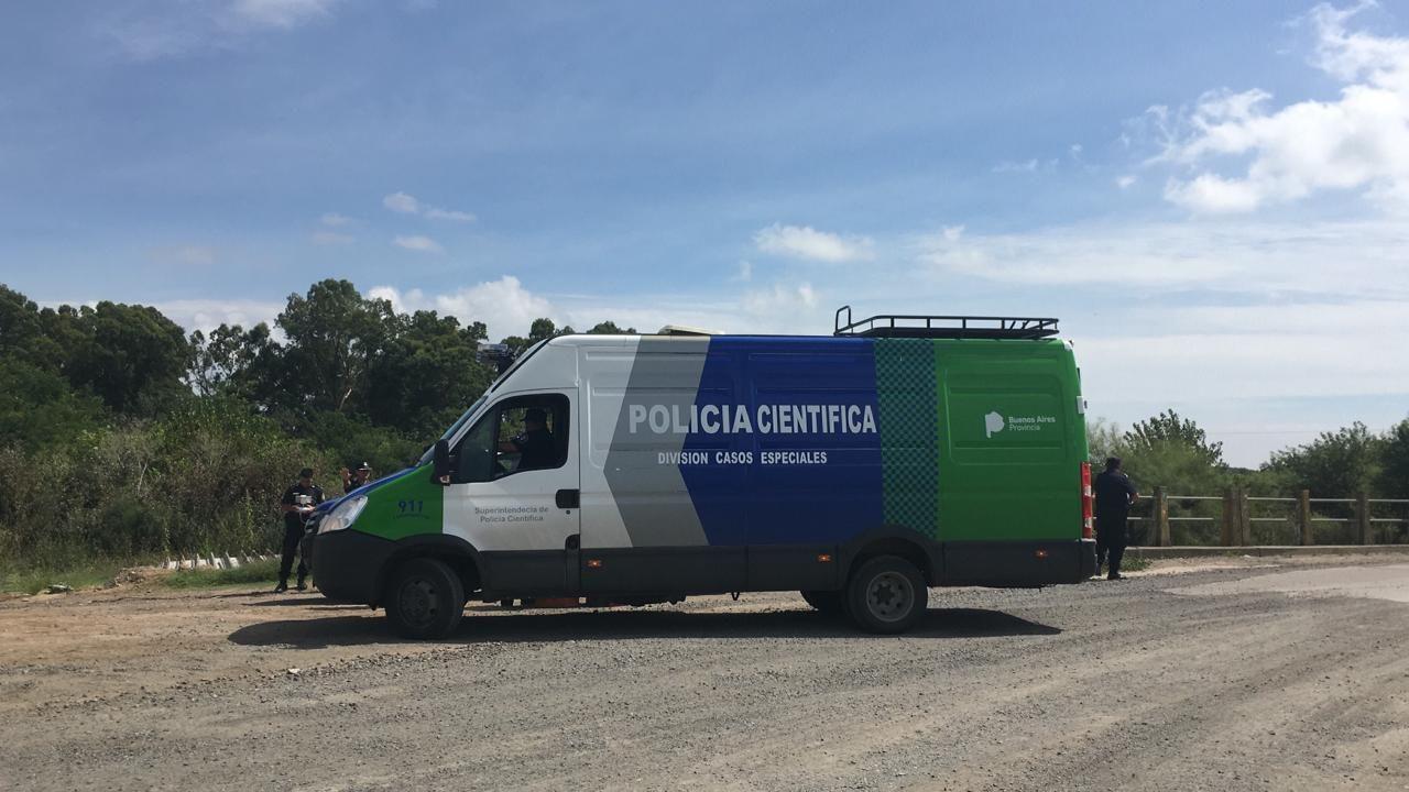 Búsqueda de Gissella: terminó el rastrillaje en la ruta sin resultados