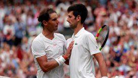 Djokovic y Nadal chocarán en una final del Abierto de Australia para el infarto