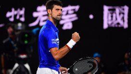 Djokovic derrotó a Nadal y se alzó con el Abierto de Australia por séptima vez