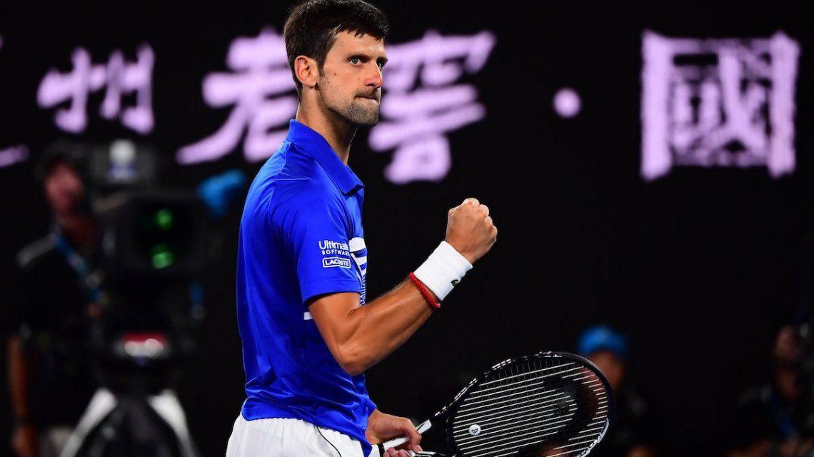 Djokovic venció a Nadal y se consagró campeón en el Abierto de Australia