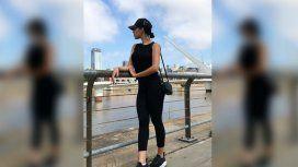 La novia de Cristiano Ronaldo está en la Argentina: Mi querido Buenos Aires