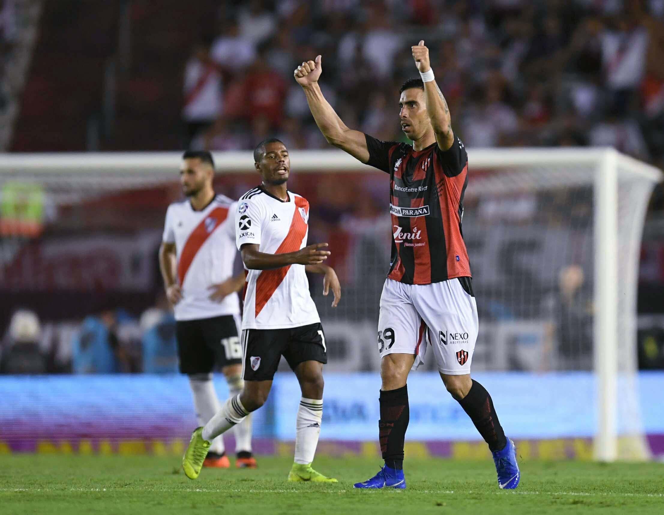 River no repunta: cayó en el Monumental con Patronato, último de la Superliga