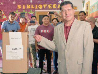Sergio Casas, gobernador de La Rioja - Crédito:@SergioGCasas