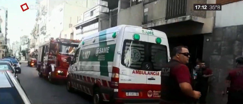 Tragedia en un departamento de San Telmo: una beba murió al quedar atrapada en un ascensor
