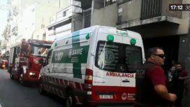 Tragedia en San Telmo: una beba murió al quedar atrapada en un ascensor