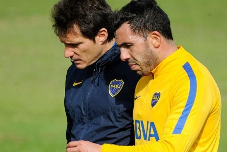 Tevez no se guardó nada y atacó duro a Guillermo: Si seguía en Boca, yo me iba