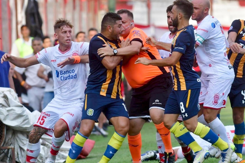 Habló Matías Beares, el árbitro cuestionado por su físico: No soy obeso, soy gordito