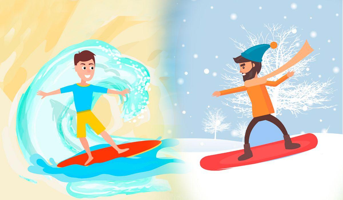 La ola de calor y el debate de siempre en Twitter: ¿Banda del Verano o Banda del Invierno?