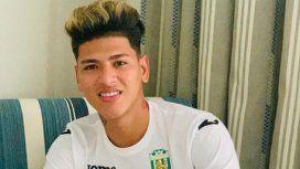 El Neymar colombiano llegó al país para firmar contrato con River