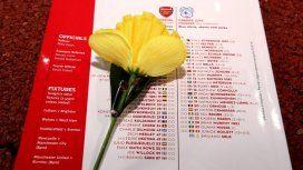La planilla del Arsenal - Cardiff incluyó a Emiliano Sala