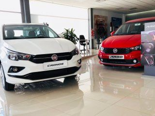 Fiat Cronos y Fiat Argo