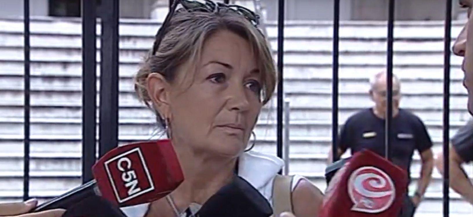 La fiscal habló tras el hallazgo del cuerpo de Gissella: No es el fin de la investigación sino el principio