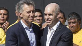 Larreta se alineó con Macri y no desdobla las elecciones en la Ciudad