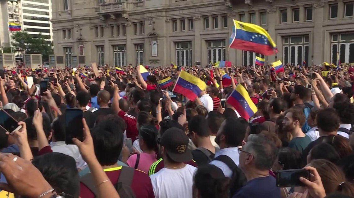 El Gobierno estableció un programa especial para migrantes venezolanos