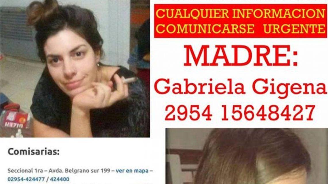 Buscan a Carola Desuque: viajó desde Santa Rosa a Buenos Aires y nadie sabe dónde está
