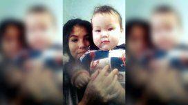 El niño tenía 11 meses y estaba al cuidado de sus abuelos