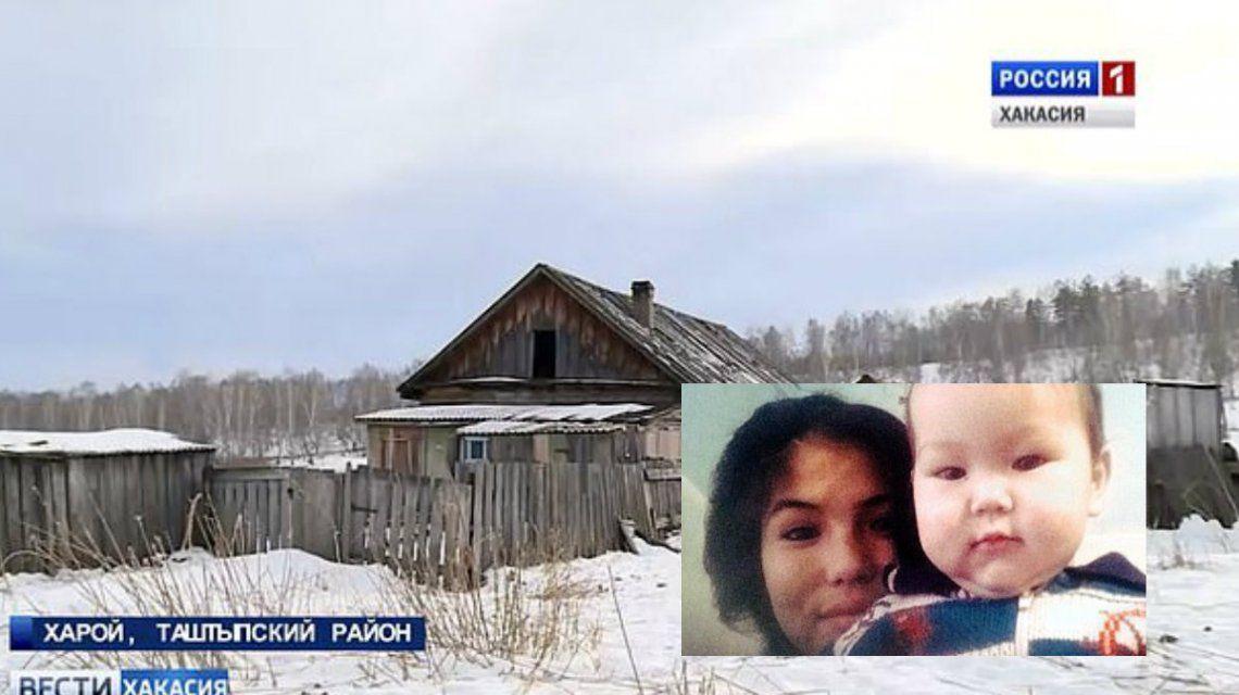 La madre dejó a su hijo al cuidado de su familia: el abuelo lo metió en el horno prendido
