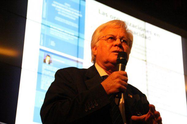 Horacio Joffre Galibert, médico y fundador de la Asociación Argentina de Padres de Autistas (APAdeA).
