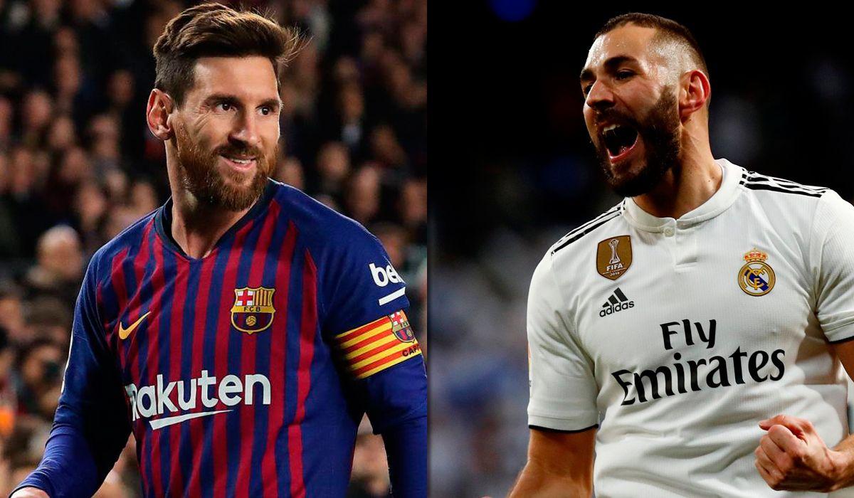 Para alquilar balcones: Barcelona y Real Madrid chocarán en semifinales de la Copa del Rey