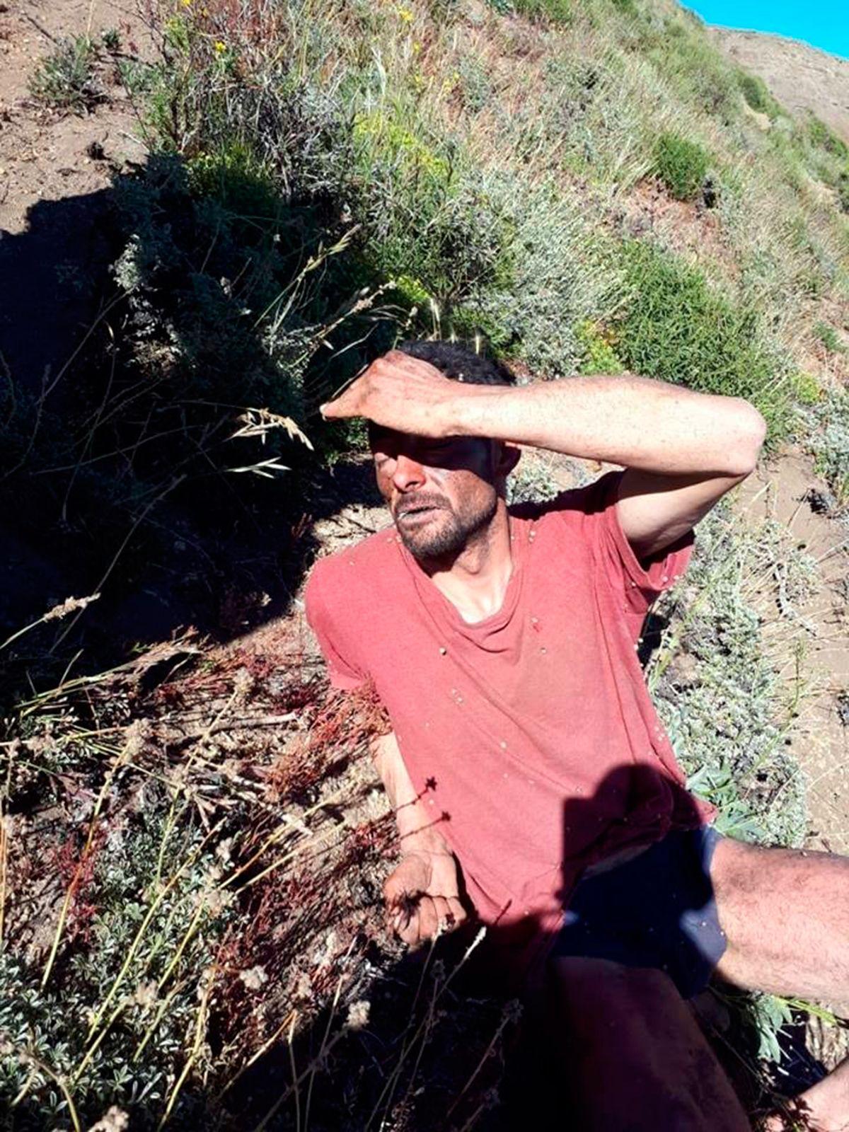 Femicidio en Bariloche: así encontraron a Mariano Cordi