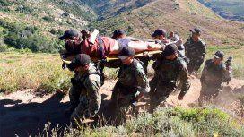 El femicida de Bariloche tenía una bala en la cabeza, fue operado y se encuentra estable