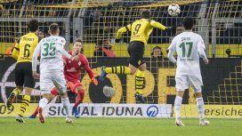 El gol de Paco Alcácer que se gestó en una jugada como la que hizo la Sub 20