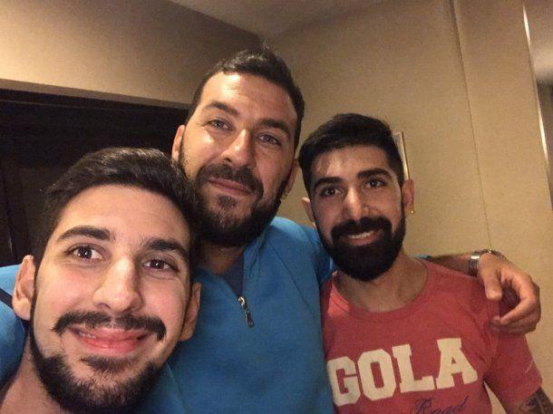 Los hermanos salieron da la cárcel el 5 de diciembre<br>