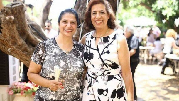 <p>Gilad Pereg mató a su tía a tiros y a su madre a golpes</p>