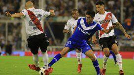 Vélez recibe a River en el José Amalfitani