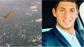 Así informaron el hallazgo del avión en el que viajaba Emiliano Sala