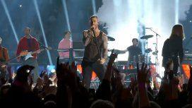 Maroon 5 en la final del Super Bowl