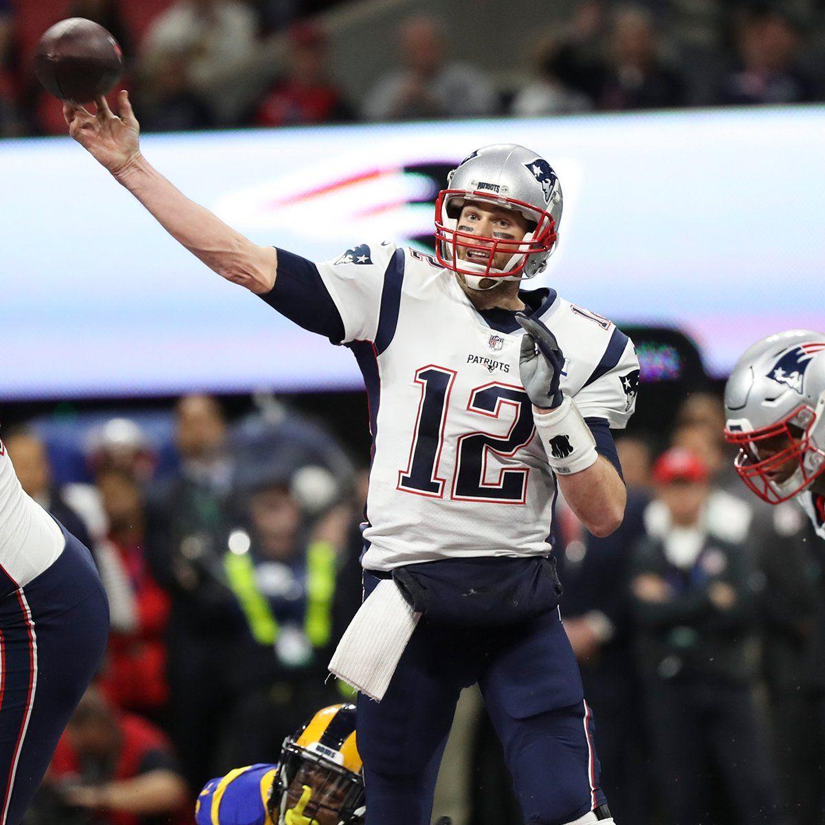 New England Patriots se coronó en el Super Bowl - Crédito: @NFL