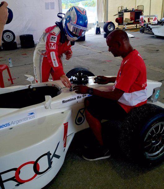 Romina Re compite en las carreras más exigente del mundo