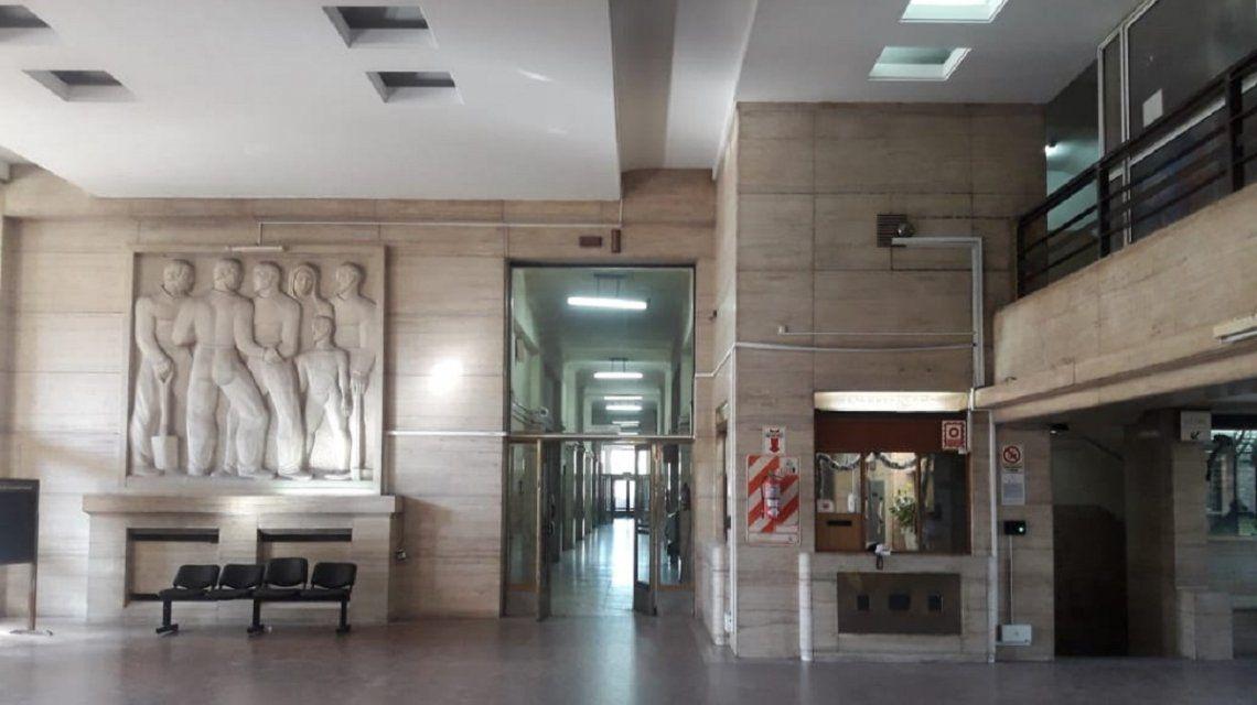Piden extender la feria judicial en Comodoro Py porque los baños están inutilizables