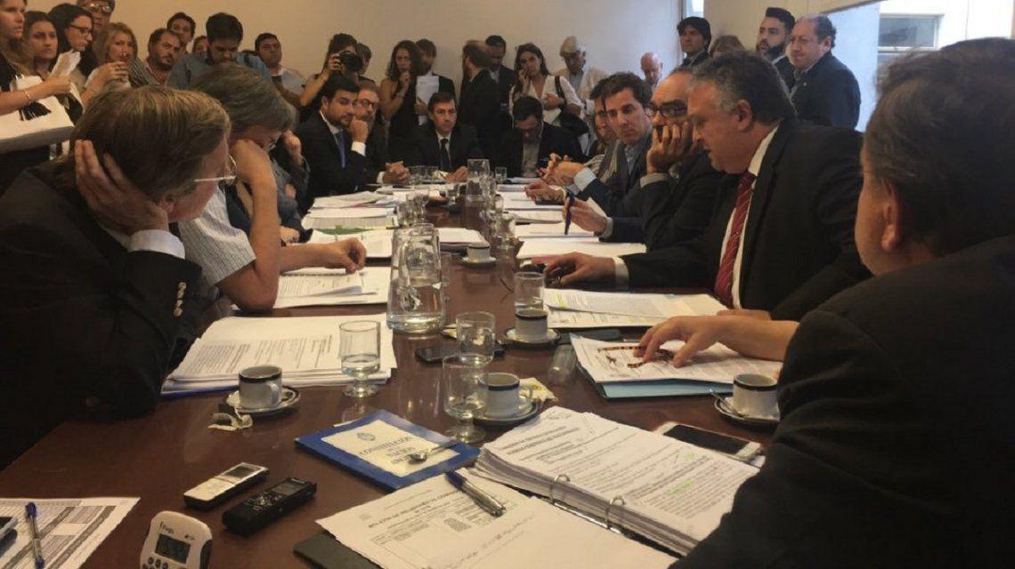 Comisión Bicameral Permanente de Trámite Legislativo - Crédito:@SenadoArgentina