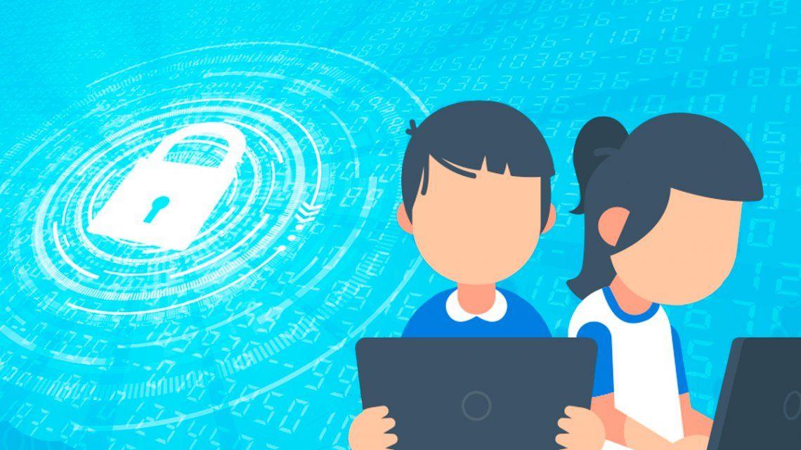 Casi la mitad de los padres vio a su hijo con contenido inapropiado en la web