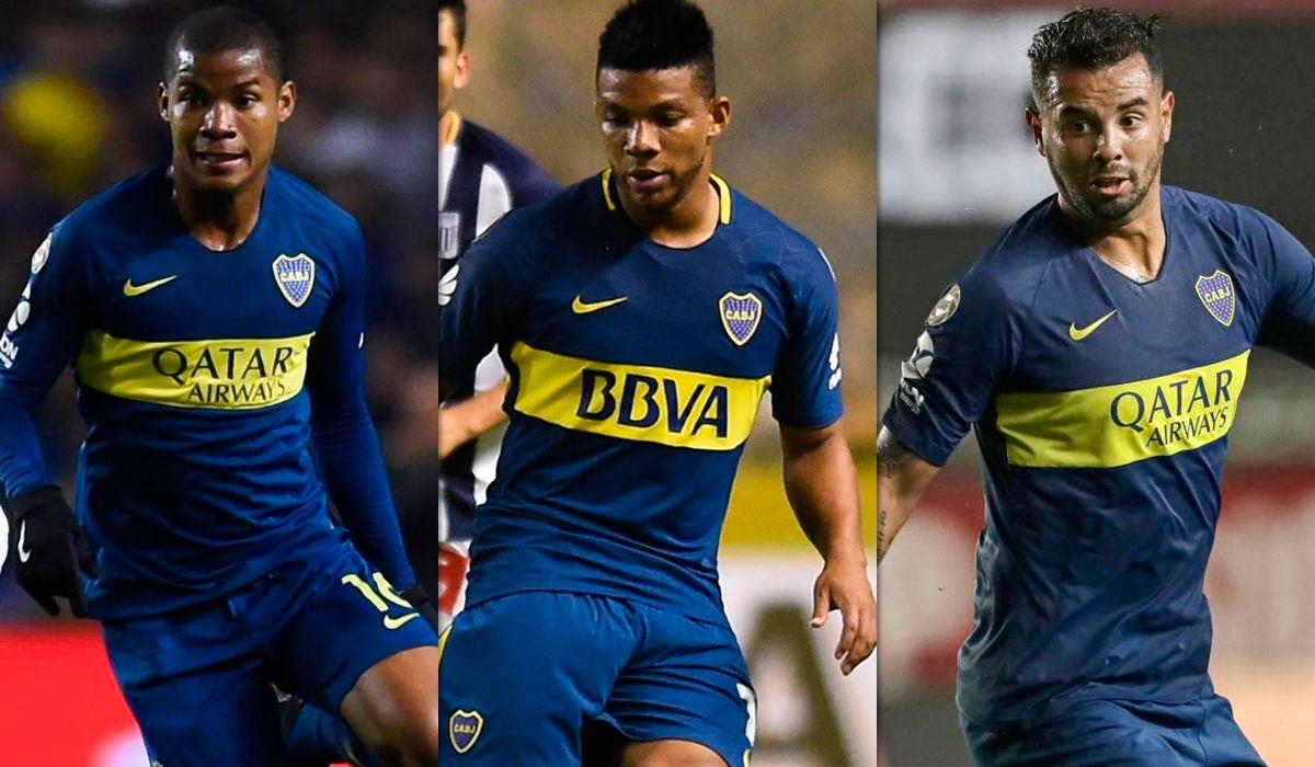 Sobreseyeron a los jugadores de Boca acusados por abuso