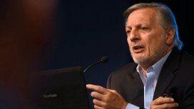 Juan José Aranguren, ex ministro de Energía y Minería