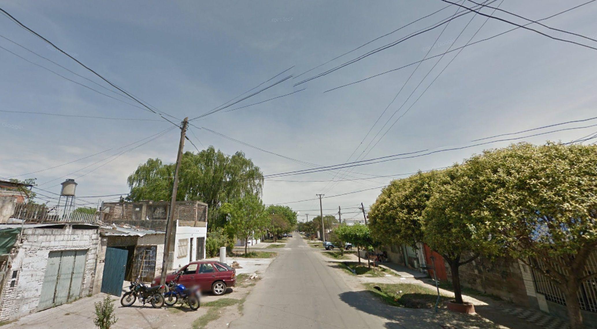 Una nena de 9 años murió cuando jugaba en el patio de su casa en Rosario