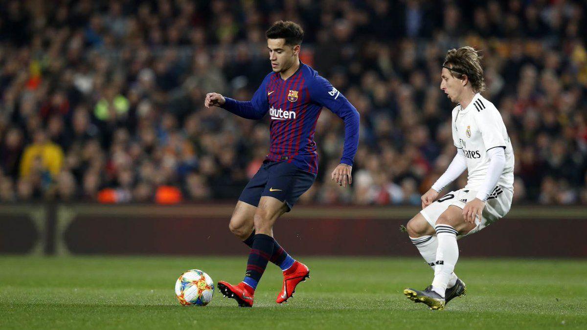Barcelona y Real Madrid no se sacaron ventajas
