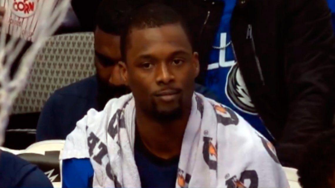 NBA: Harrison Barnes fue traspasado de los Mavericks a los Kings en pleno partido