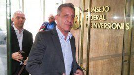 El gobernador de Chubut Mariano Arcioni
