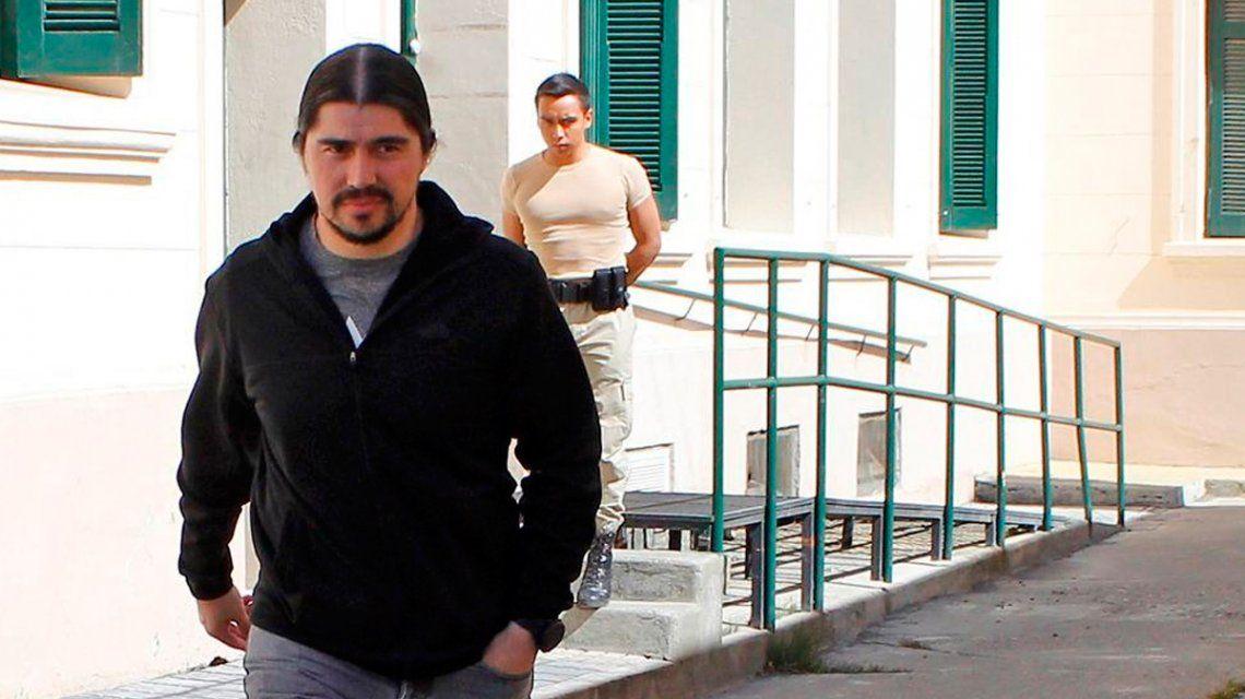 Detuvieron a Martín Báez por la causa de la ruta del dinero
