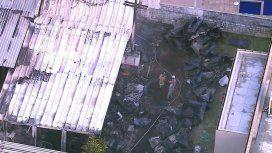 Tragedia en Brasil: murieron 10 chicos de las inferiores del Flamengo en un incendio