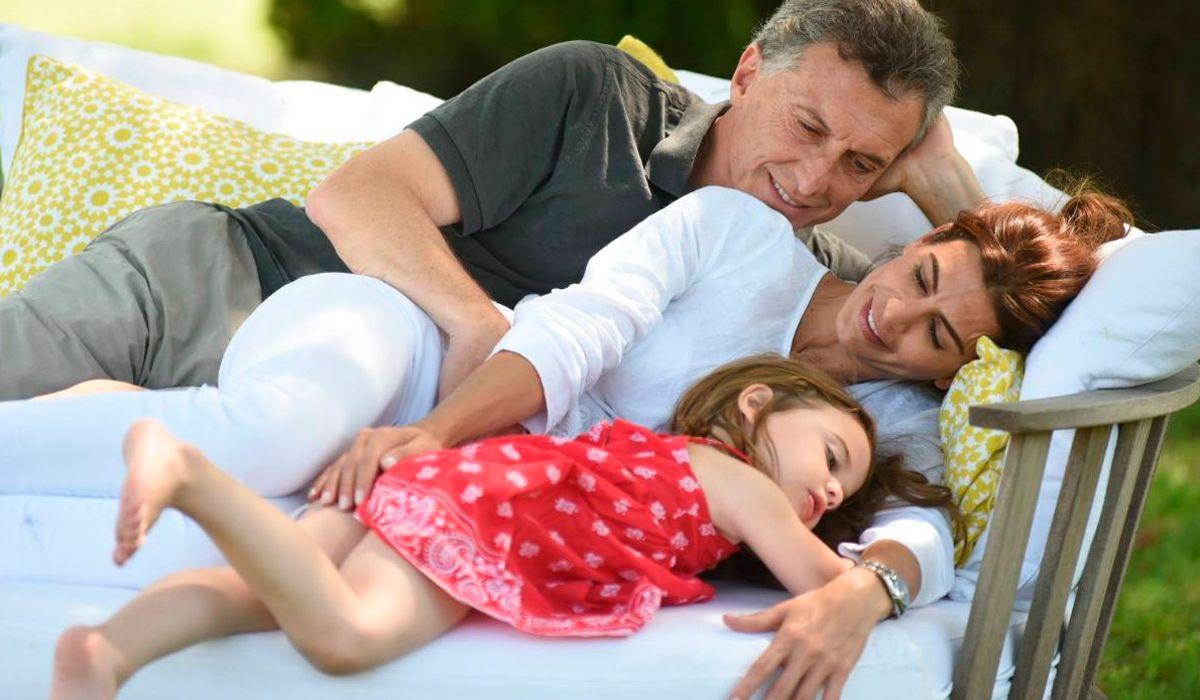 Macri vuelve a tomarse vacaciones