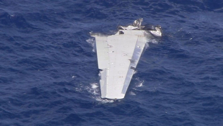 Una avioneta se estrelló en la costa de Florida: rescataron a una persona